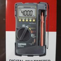 ORIGINAL Multitester / Multimeter digital Sanwa CD800A