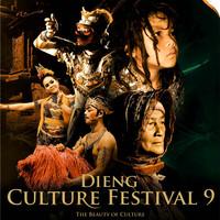 Tiket Dieng Culture Festival 9 Tiket DCF 2018