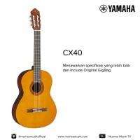 Yamaha Gitar Elektrik Klasik CX40