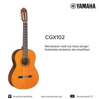 Yamaha Gitar Elektrik Klasik CGX102