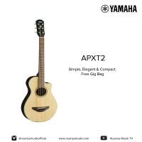 Yamaha Gitar Akustik Elektrik APXT2 NT