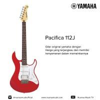 Yamaha Gitar Elektrik Pacifica 112J RM