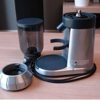 Welhome ZD-15 Conical Burr Coffee Grinder