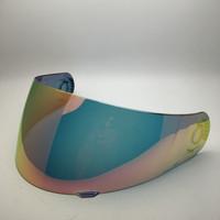 Kaca Helm Snail 815/803/888/INK Fusion/Senza /Airoh Modular Pelangi
