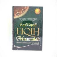 Buku Ensiklopedi Fiqih Muamalah Dalam Pandangan 4 Madzhab