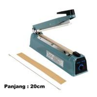 Mesin Press Plastik Impulse Sealer PFS-200 20cm