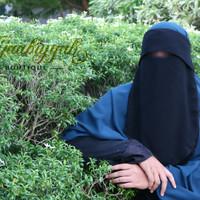 cadar bandana poni original hijaabiyyah premium
