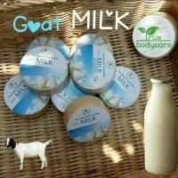 Sabun Susu Kambing   Goat Milk Soap True body care sabun alami - pandan