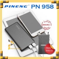 Pineng PN-958 Powerbank Pineng PN 958 Power Bank 10000 mAh Black