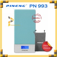 QUICK CHARGE 3.0 Pineng PN-993 Powerbank Pineng PN 993 10000 mAh BLUE