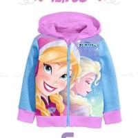 Jaket Anak Perempuan - HM38 E Frozen