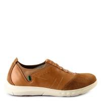 Sepatu Kickers Slip On Casual Leather 2715 Original - Tan