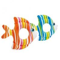 Intex Tropical Fish Rings. Ban Pelampung Renang Anak