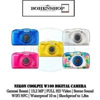 Nikon Coolpix W100 Digital Camera