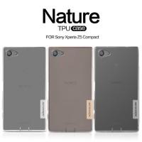 Sony Xperia Z5 COMPACT TPU Case - Nilkin Nature Series