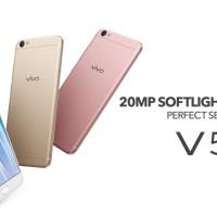 VIVO V5 RAM 4GB WARNA GOLD