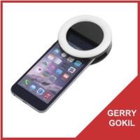 Lampu Selfie Ring Light Charger Murah