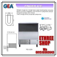 GEA PS122A - PS 122A - FINGER ICE - MESIN PEMBUAT ES BATU - PROMO