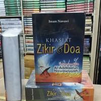Khasiat Zikir dan Doa. Terjemah Kitab Al Adzkar Nawawiyyah