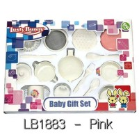 Baby Gift Set Lusty Bunny Feeding Set 15in1/ Food Maker/Food Processor