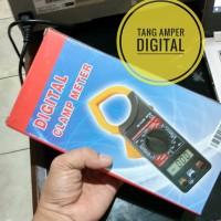 Tang Amper DIgital Clamp Meter Mulitimeter