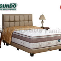 Spring Bed I Contour Latex Pocket 160x200 cm Legacy - Set Guhdo