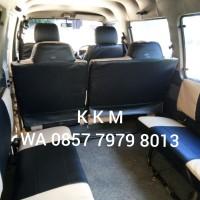Sarung Jok Mobil Suzuki Carry Futura Real Van 3 Baris Oscar Kombinasi