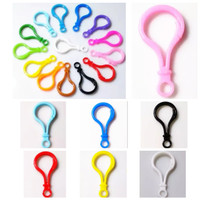 Gantungan kunci bahan aksesoris clasp bag charm bahan craft souvenir