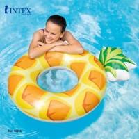 Ban Renang pelampung Intex Pineapple Tube 56266