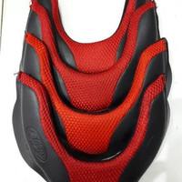 Busa helm kyt dj maru terdiri busa pipi dan busa leher original