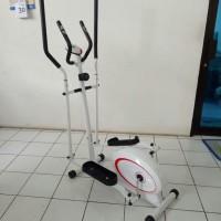 Sepeda Fitnes Statis Small Elliptical Crosstrainer Bike TL-8508 Murah