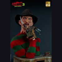 Elite Creature Collectibles Freddy Krueger Life Size Bust