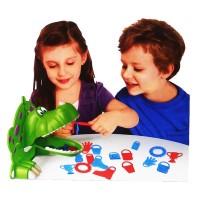 DINO'S DINNER GAMES / permainan keluarga family games seru dinosaurus