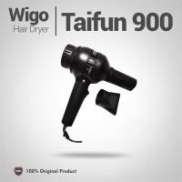 Hair Dryer Wigo BLACK Taifun 900 / Hairdryer ( WIGO ORIGINAL )