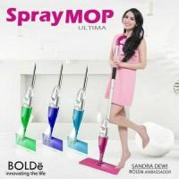 BOLDe Spray Mop Ultima Gagang Stainless Original