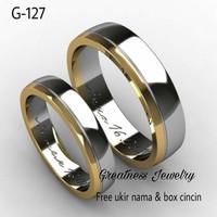 Cincim Kawin Nikah Tunangan Couple Palladium G-127