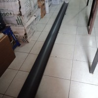 "Talang Air Pipa Setengah Lingkar uk 8"" (RG 8) 4meter merk Langgeng"