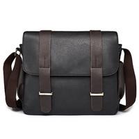 Tas Selempang Kulit / Tas Pria - Wanita / Leather Messenger Bag