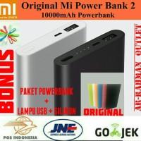 DIJAMIN ORIGINAL power bank xiaomi 10000 mah asli powerbank 10 000 m