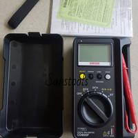 Sanwa CD800F electric multi tester digital multimeter avometer CD 800F