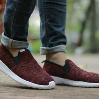 Sepatu Adidas Cloud Foam Slip On Size 39-44 Sepatu pria terbaru sports