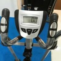 Sepeda Fitnes Statis Elliptical Crosstrainer Bike 2 Fungsi TL-8502