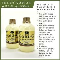 JELLY GAMAT GOLD G 320 ml - Herbal Regenerasi Sel terbaik
