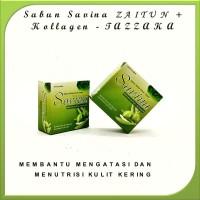 Sabun Wajah SAVINA ZAITUN + KOLLAGEN -PROMO