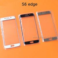 Kaca LCD - Kaca Depan Samsung Galaxy S6 Edge Original Digitizer Glass