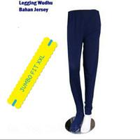 Legging Wudhu Jumbo XXL/Legging kaos kaki/Bawahan Muslim/Gamis/Rok