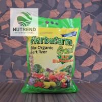Pupuk Organik Granul Herbafarm Granul 5 Kg