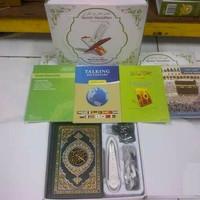 PROMOOO Al - Quran PQ 15 Bahasa Indonesia - Digital Pen Al-quran PQ 15