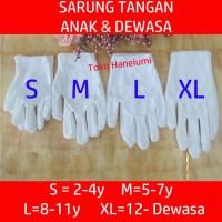 Sarung tangan anak untuk laki-laki bahan elastis