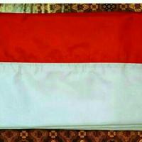 Agen grosir bendera Indonesia merah putih 60 x 90 cm